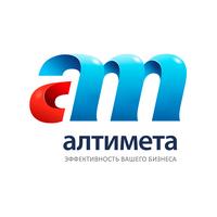 """Логотип компании «ООО """"Алтимета""""»"""