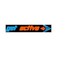 Логотип компании «Get Activa»