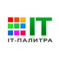 Логотип компании «IT-Палитра»