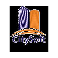 Логотип компании «CitySoft»