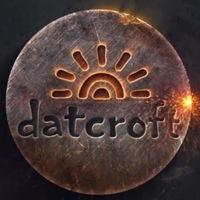 Логотип компании «Datcroft Games»