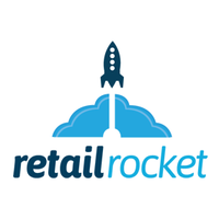 Логотип компании «Retail Rocket»