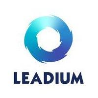 Логотип компании «Leadium»