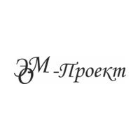 Логотип компании «ООО «ЭОМ-Проект»»
