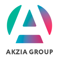 Логотип компании «Akzia Group»