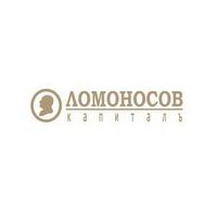 Логотип компании «Ломоносов Капитал»