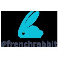 Логотип компании «frenchRabbit»