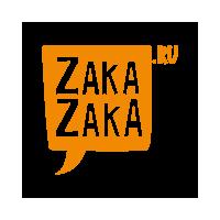 Логотип компании «ZakaZaka.ru»