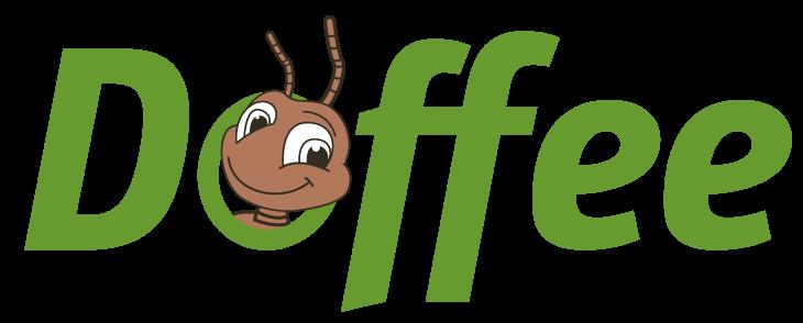 Логотип компании «Doffee»