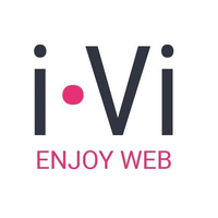 Логотип компании «i-Vi»