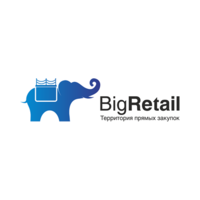 Логотип компании «BigRetail.ru»