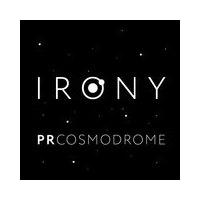 Логотип компании «Irony Production»