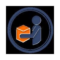 Логотип компании «ГдеПосылка»