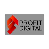 Логотип компании «Профит-Диджитал»