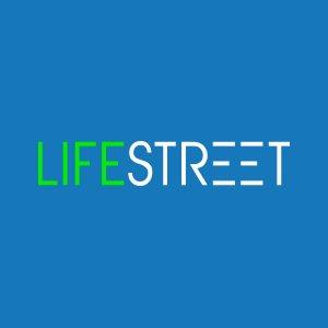 Логотип компании «LifeStreet Corporation»