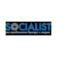 Логотип компании «Socialist»