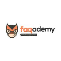 Логотип компании «faqademy»