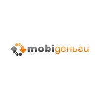 Логотип компании «MOBI. Деньги»