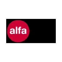 Логотип компании «AlfaCode LLC»
