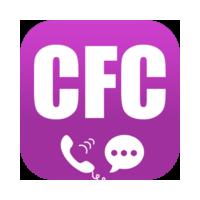 Логотип компании «callsfreecalls.com»