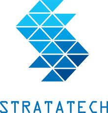 Логотип компании «StrataTech»
