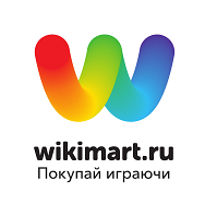 Логотип компании «Викимарт»