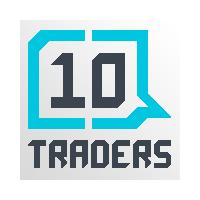 Логотип компании «10 Медиа»