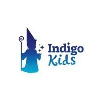 Логотип компании «Indigo Kids»