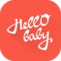 Логотип компании «Hello Baby»