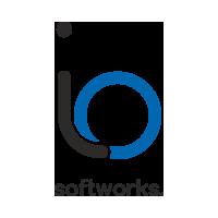 Логотип компании «iO softworks»