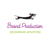 Логотип компании «BrandProduction»