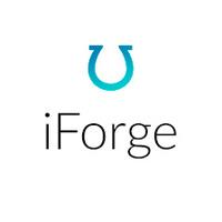Логотип компании «iForge»