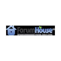 Логотип компании «ForumHouse»