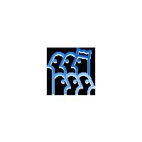 Логотип компании «33 друга»
