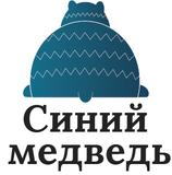 Логотип компании «Синий Медведь»