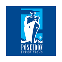 Логотип компании «Poseidon Expeditions»