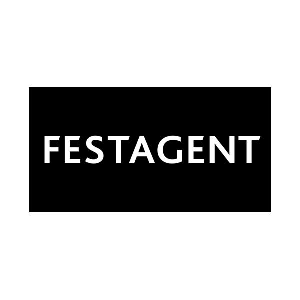 Логотип компании «Festagent»