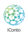 Логотип компании «iConto»