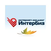 Логотип компании «Интернет-холдинг «Интербиз»»