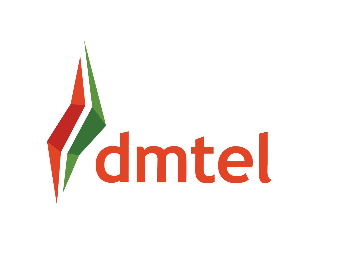 Логотип компании «ДМТЕЛ»