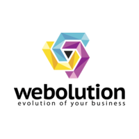 Логотип компании «Webolution Digital Agency»