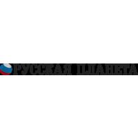 Логотип компании «Русская планета»