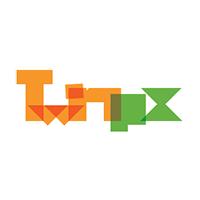 Логотип компании «Twin px»