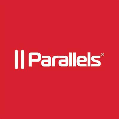 Логотип компании «Parallels»
