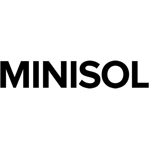Логотип компании «MINISOL»