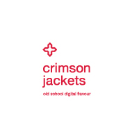Логотип компании «CrimsonJackets»