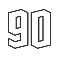 Логотип компании «90 / Ninety»
