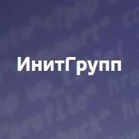 Логотип компании «ИнитГрупп»