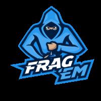 Логотип компании «FragEM.gg»