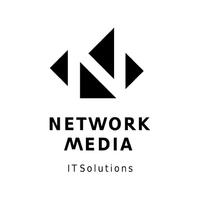 Логотип компании «Network Media»